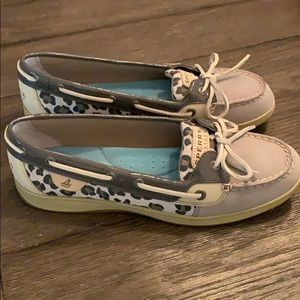 Sperry Top-Spider AngelFish.  Size 10.